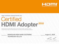 HDMI2.0协会会员